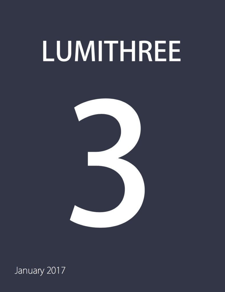 Lumithree_2017_ Front Cover